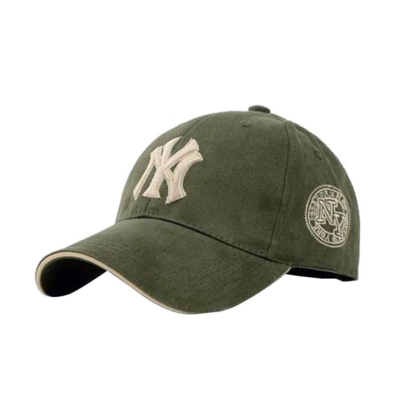 Jual ormano topi baseball snapback hip hop ny 98 cek harga di ... e77a0079b4