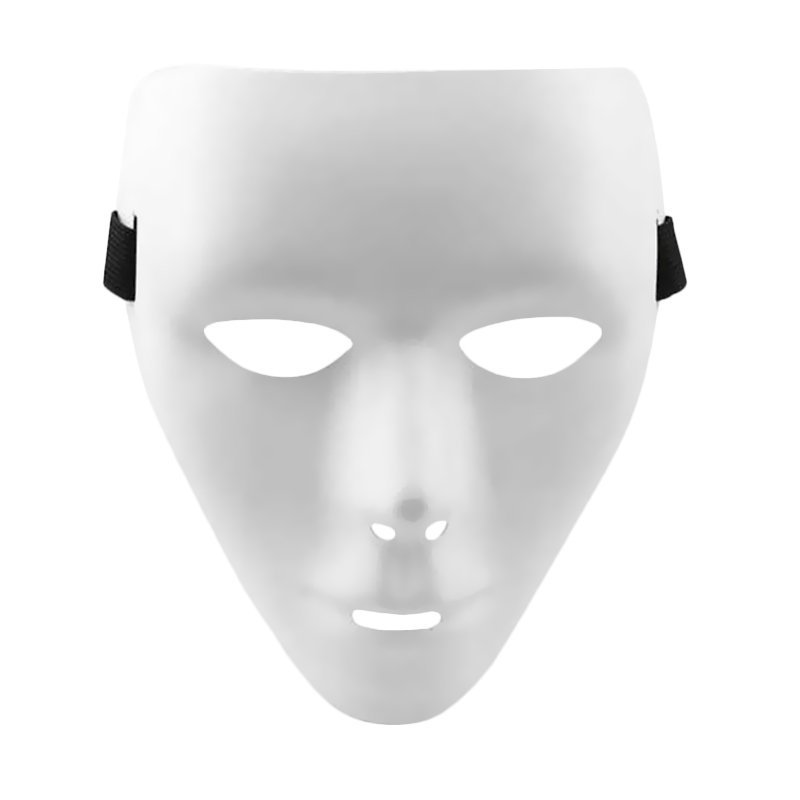 harga Ormano Topeng Jabbawockeez Mask Action - White Blibli.com
