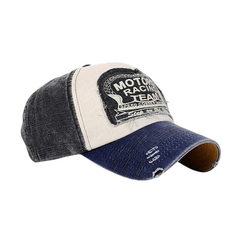 Harga Spesifikasi Ormano Topi Baseball Snapback Cap Motor