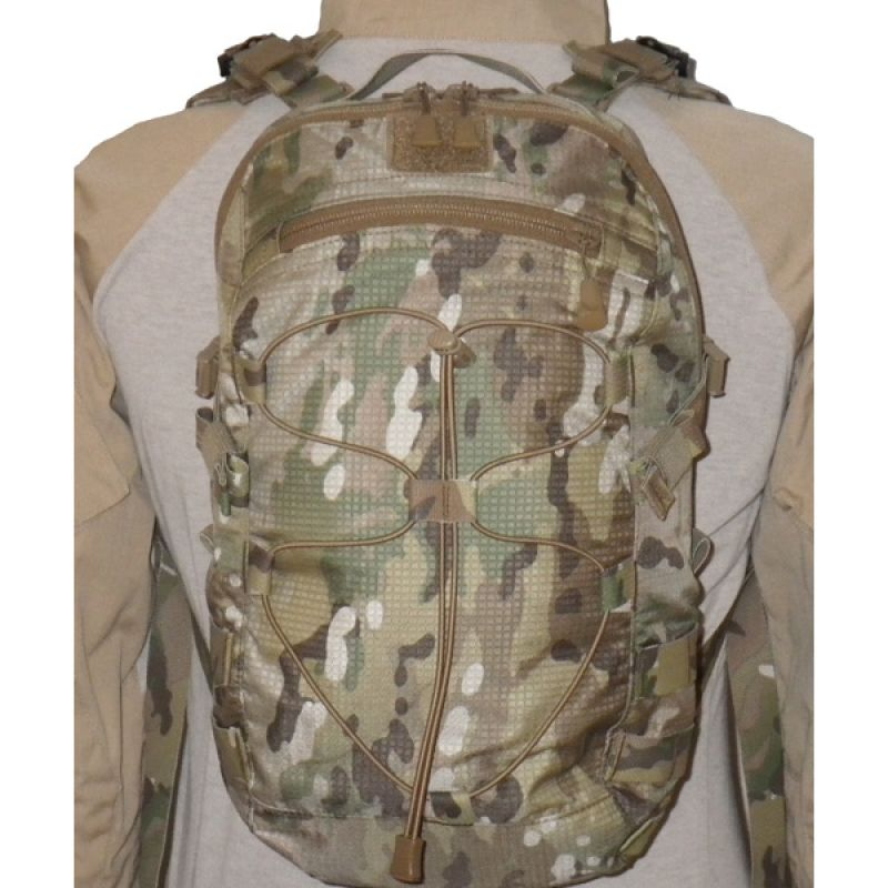 Mayflower 24 Hour Assault Pack Multicam Tas Ransel