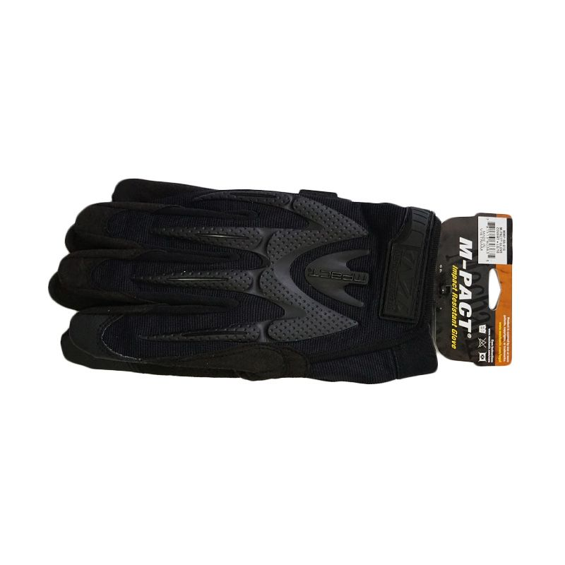 Mechanix Wear Mpact 2009 Stealth Gloves Sarung Tangan [Size L]