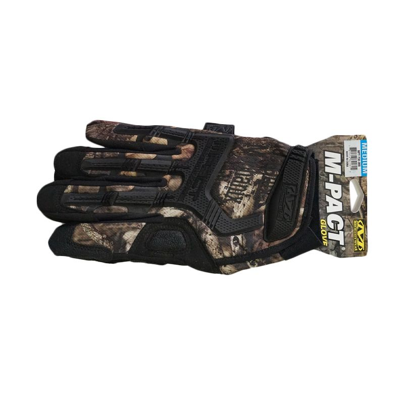 Mechanix Wear Mpact 2012 Mossy Gloves Sarung Tangan [Size M]