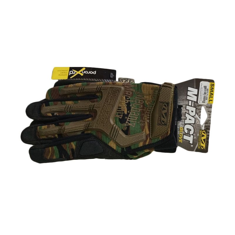 Mechanix Wear Mpact 2012 Woodland Gloves Sarung Tangan [Size S]