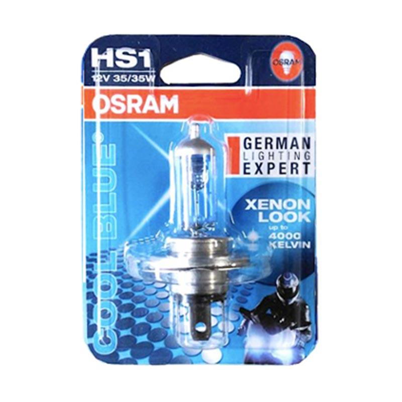 harga Osram HS1 Bohlam Lampu Depan Motor for Kawasaki Klx 150 [12 V-35/35 W] 64185CB Blibli.com