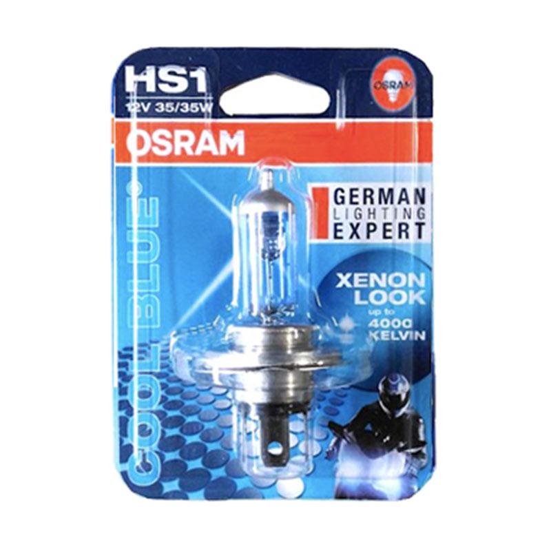 Jual Osram HS1 Bohlam Lampu Depan Motor For Yamaha New