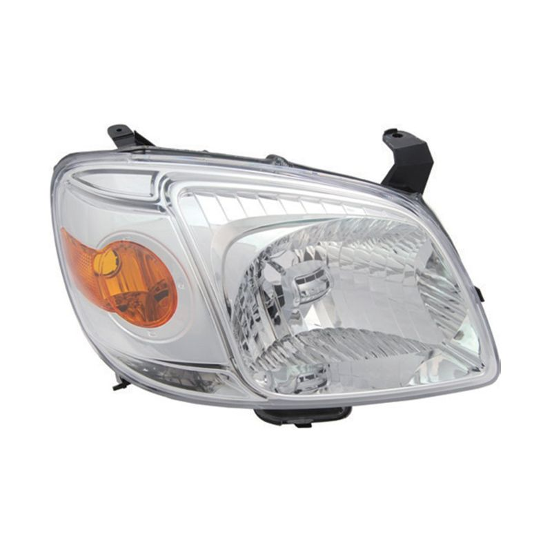 OTOmobil SU-MZ-20-B697-A5-2B Chrome Head Lamp for Mazda BT-50 tahun 2008-2010 [Right Side]