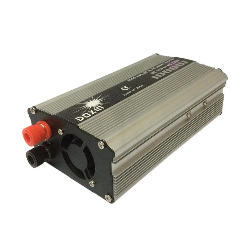 harga Doxin Car Inverter [DC 12 V to AC 220 V/1000 W] Blibli.com