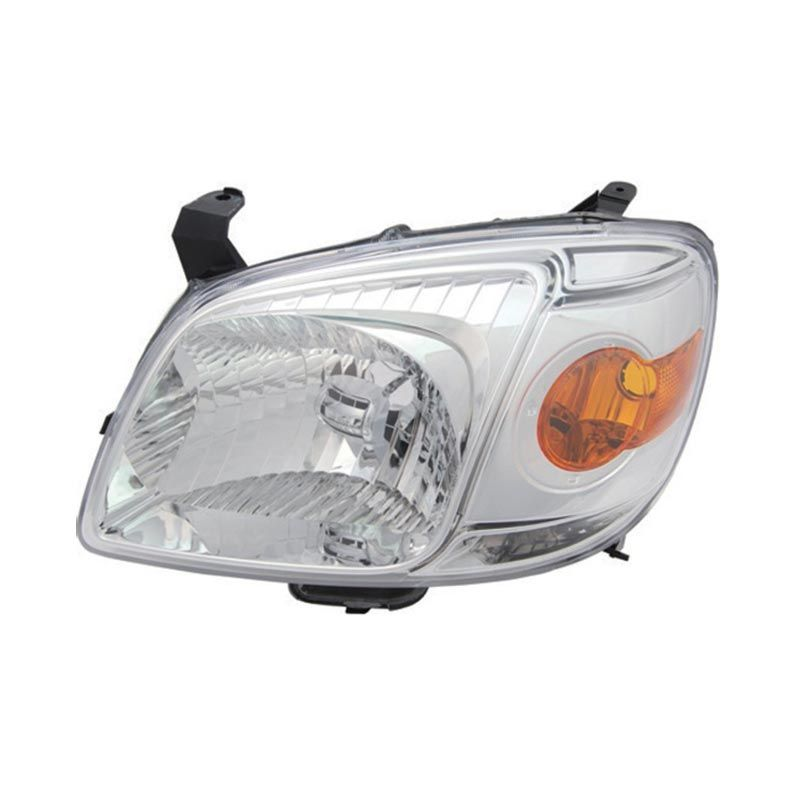 OTOmobil SU-MZ-20-B698-A5-2B Chrome Head Lamp for Mazda BT-50 tahun 2008-2010 [Left Side]
