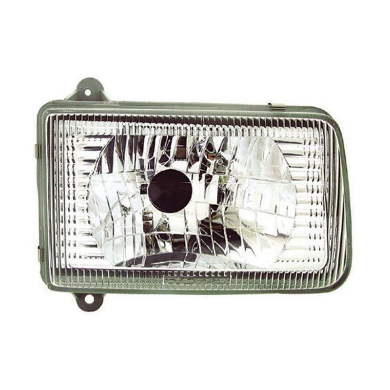 OTOmobil SU-IZ-20-6093-05-6B Crystal Head Lamp for Isuzu Panther 1996-2000 [Right Side]