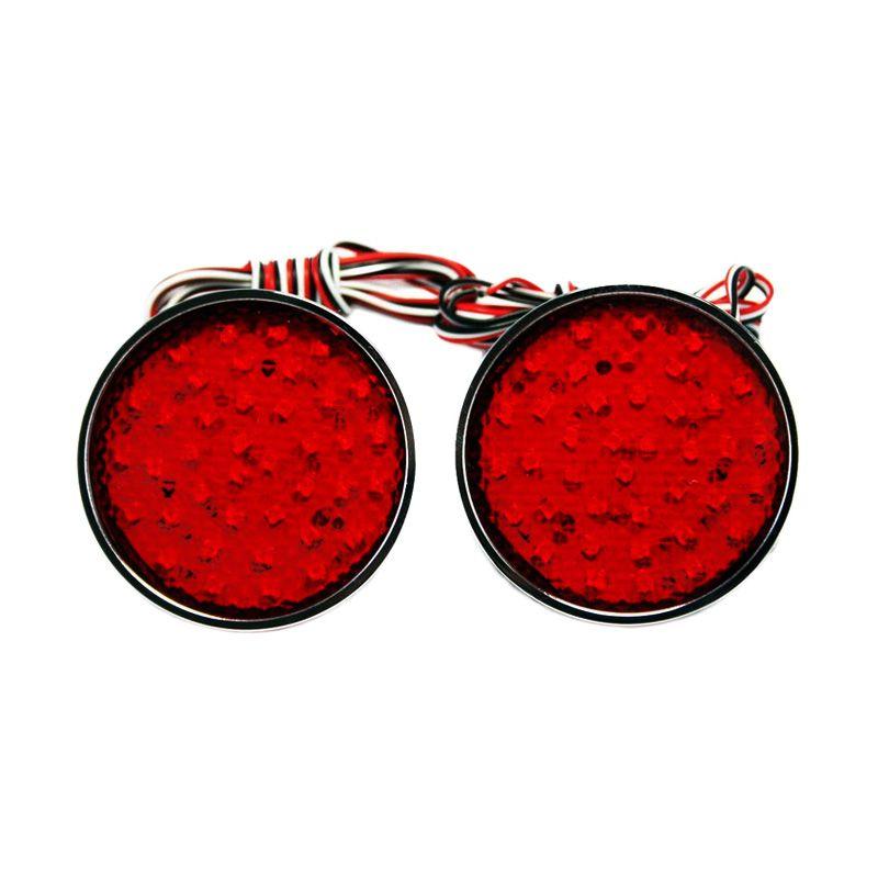 OTOmobil AI-CBB-3141 LED Bumper Lights for All New Avanza Veloz Lampu Mobil