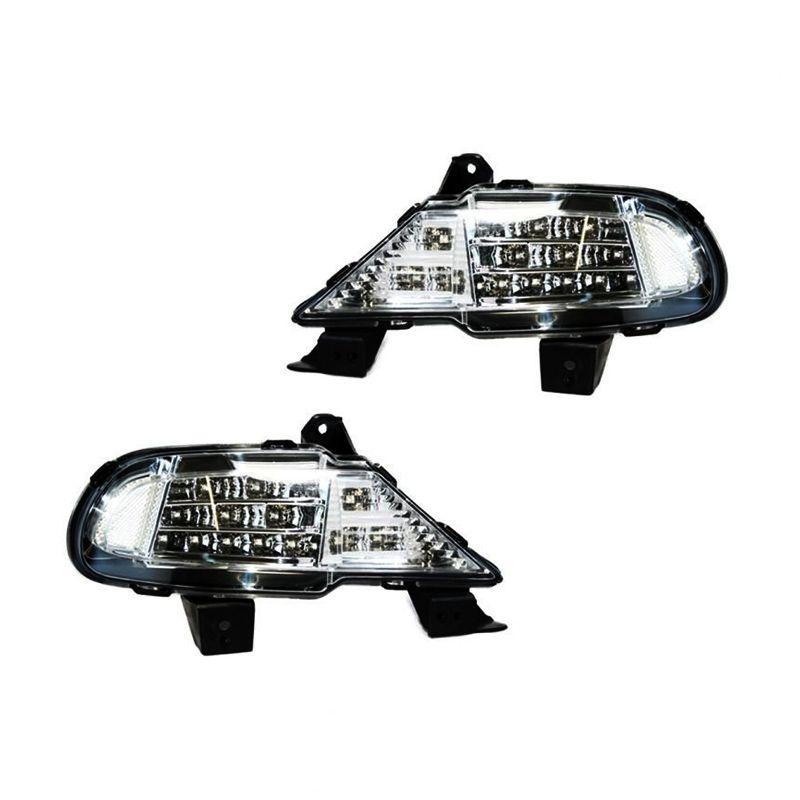 OTOmobil AI-MS424 Putih Rear LED Bumper Light for Pajero Sport 2008-2012