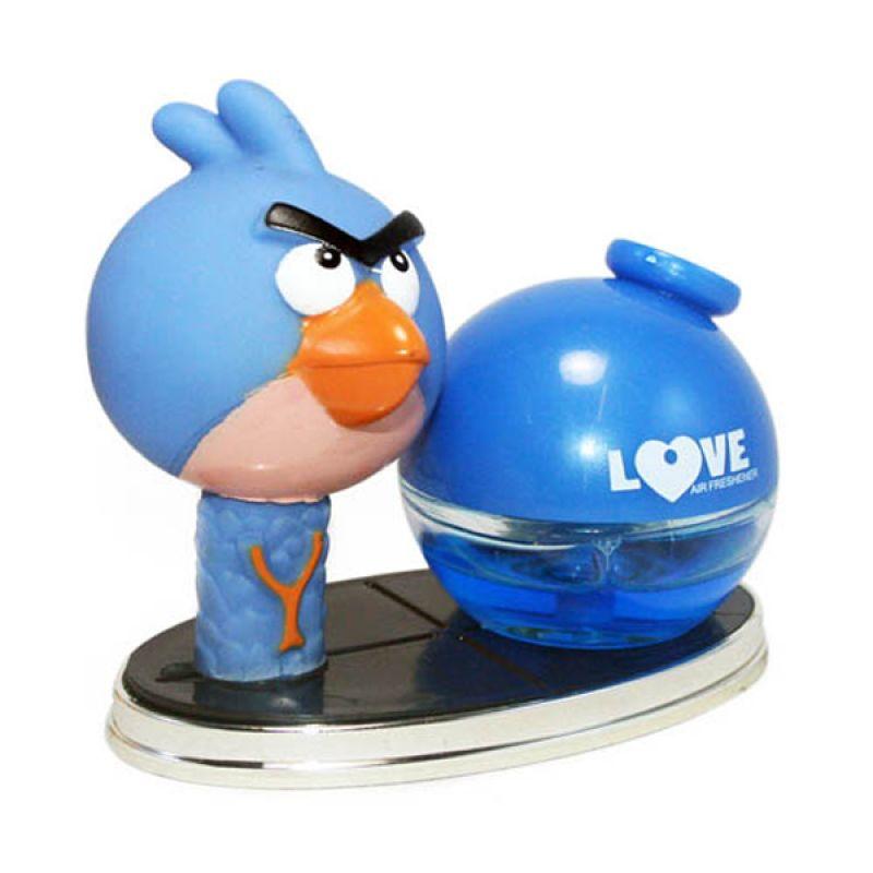 OTOmobil - AI - Biru Parfum Mobil Angry Bird Love Wewangian Modifikasi Interior