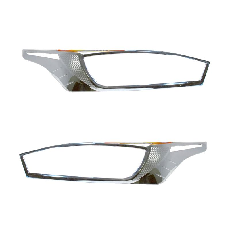 OTOmobil AI-CBB3105 Front Garnish for Toyota All New Yaris 2014