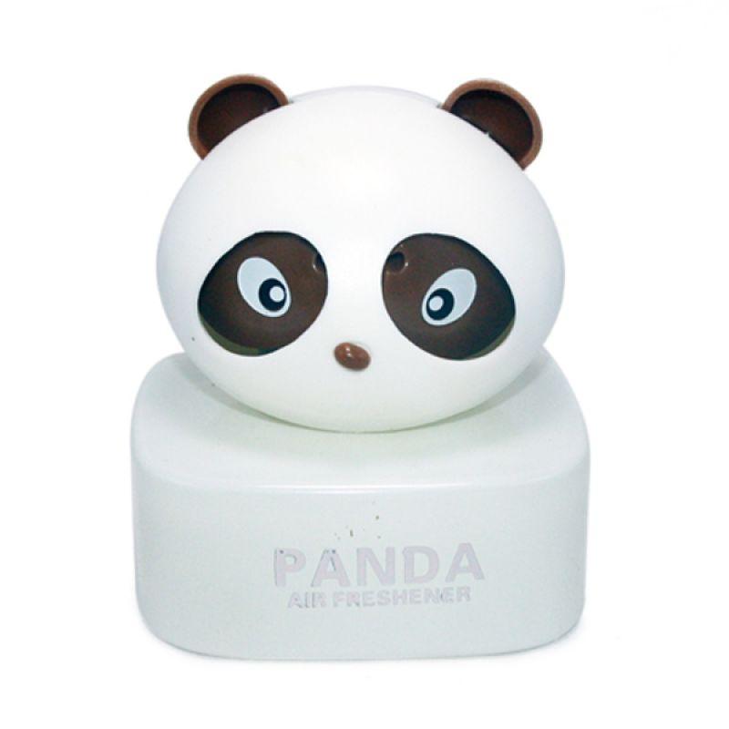 OTOmobil - AI - Coklat Parfum Mobil Panda Wewangian Modifikasi Interior