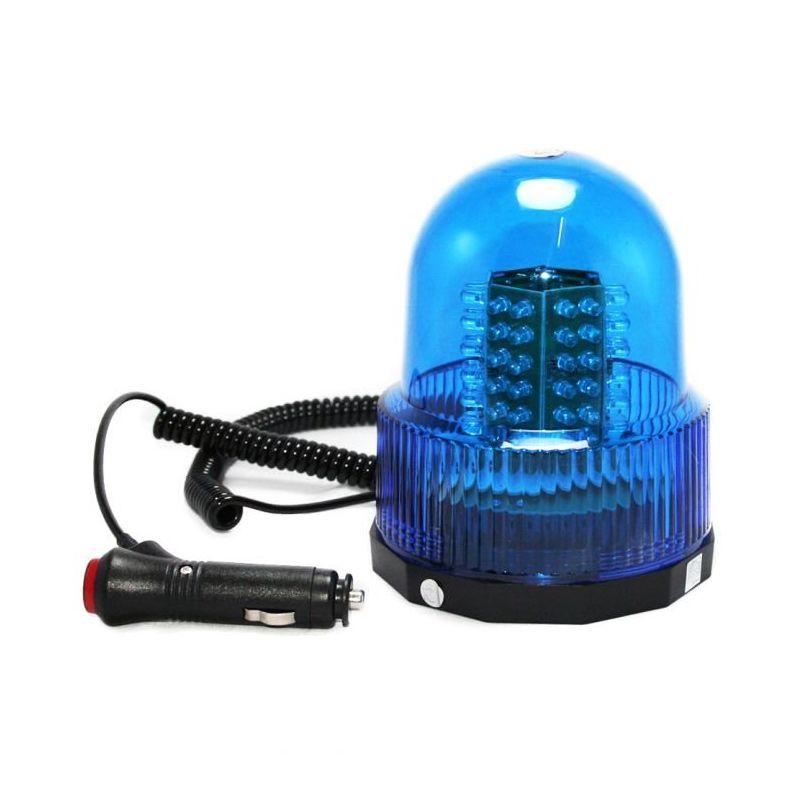 OTOmobil AI-GY0065 Warning LED Hongkong Biru Lampu Sirene Mobil