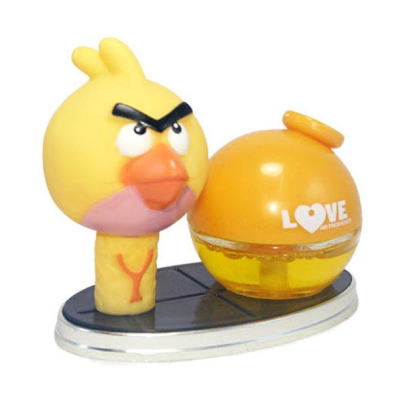 OTOmobil - AI - Kuning Parfum Mobil Angry Bird Love Wewangian Modifikasi Interior