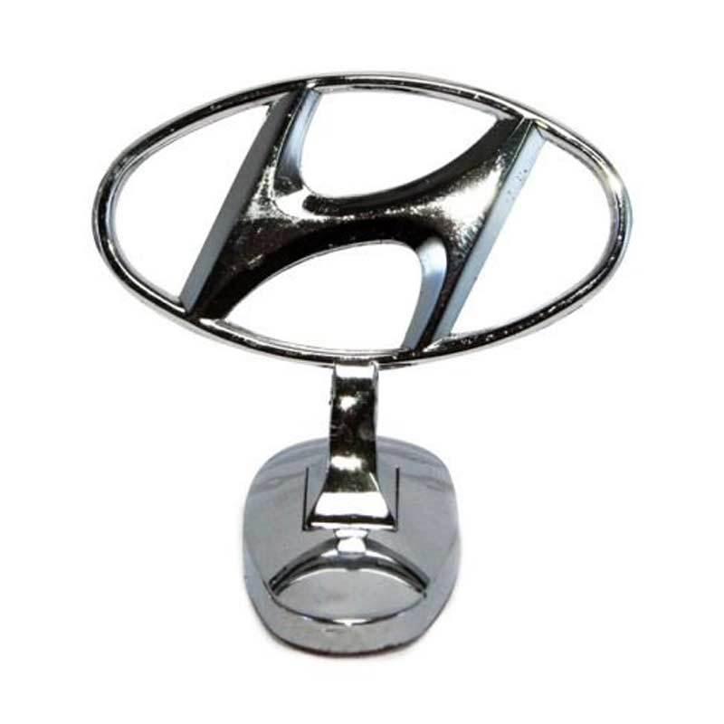 harga OTOmobil AI-Logo Tempel Hyundai Untuk Kap Mesin Blibli.com