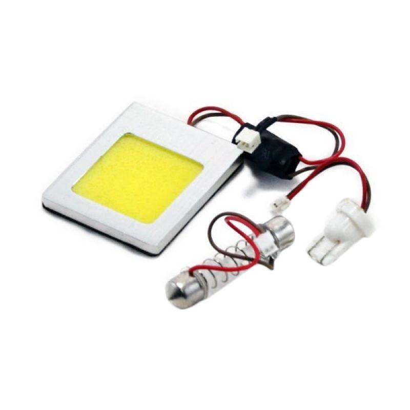 OTOmobil AI Neon Dioda Kotak Lampu Plafon Universal