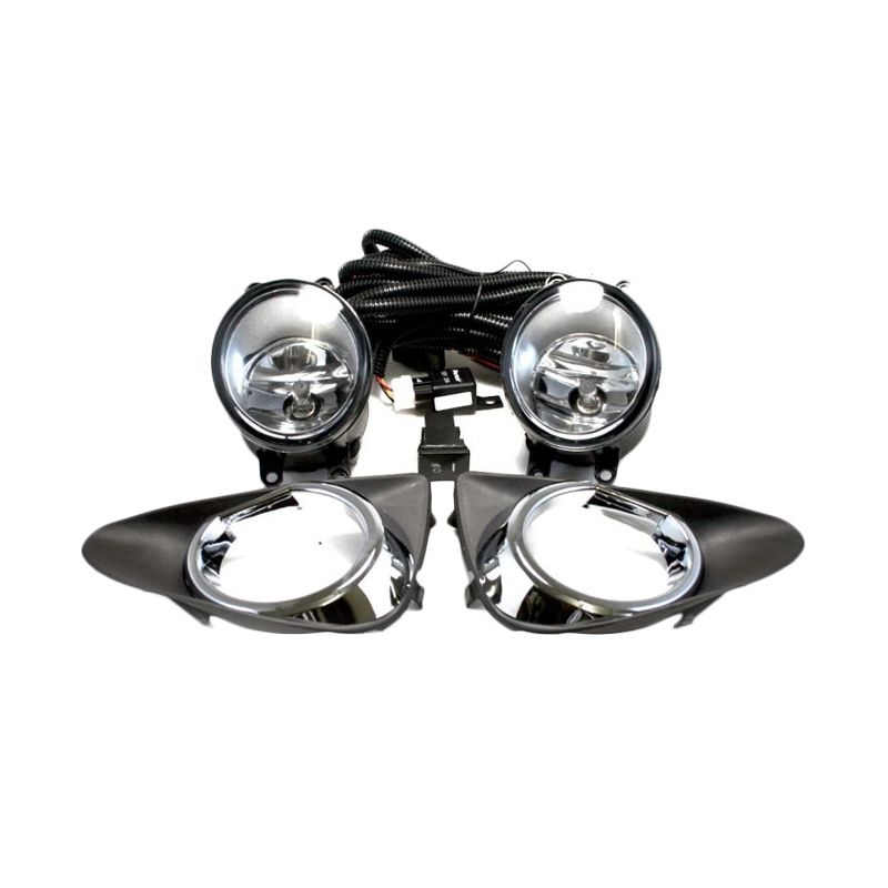 OTOmobil AI-TY428 White Fog Lamp for Toyota Yaris [2012]