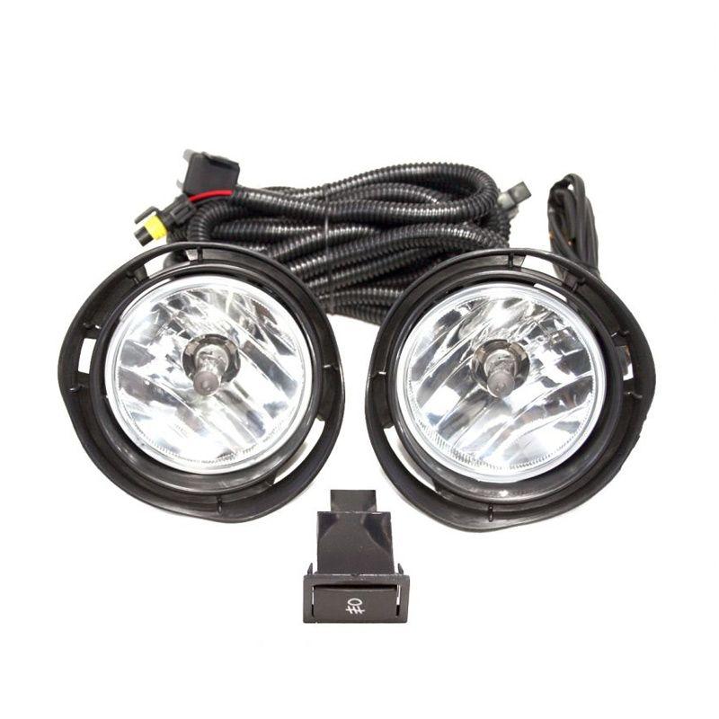 OTOmobil AI-TY460 White Fog Lamp for Toyota Etios [2013-2014]