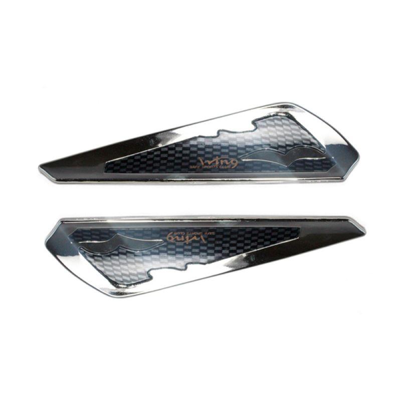 OTOmobil - AI-YI-149 - Carbon Wing Wiper Universal Variasi Modifikasi Exterior