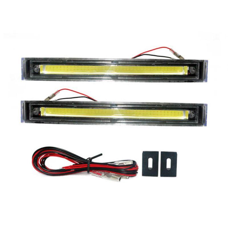 OTOmobil C107 Universal Ultra Bright Lampu DRL LED [30 Cm]