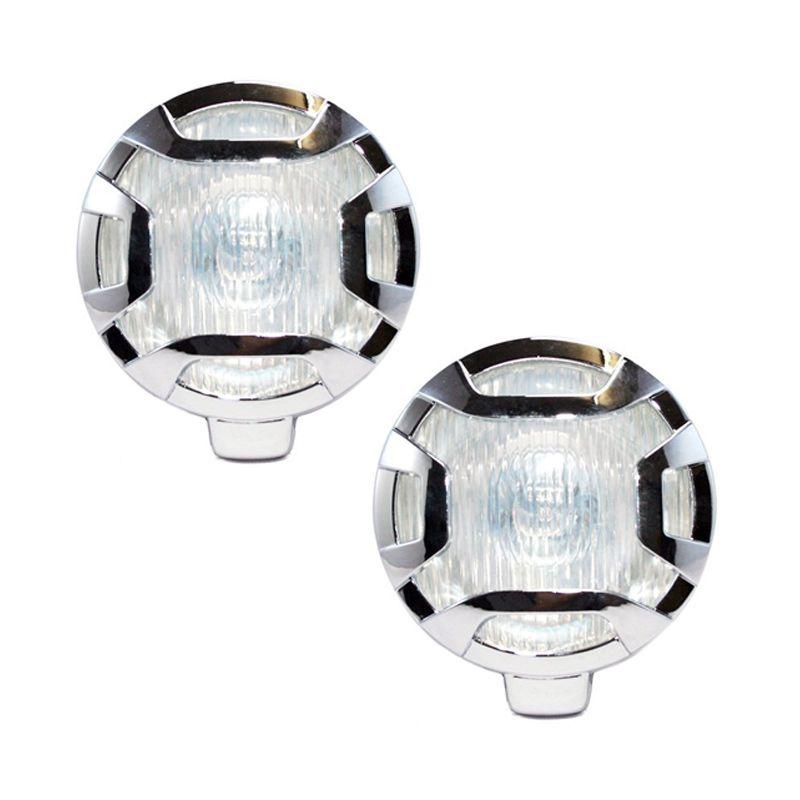OTOmobil AI-JH-1028C Hyper F Series Universal Fog Lamp Set Lampu Mobil [12 V/55 W]