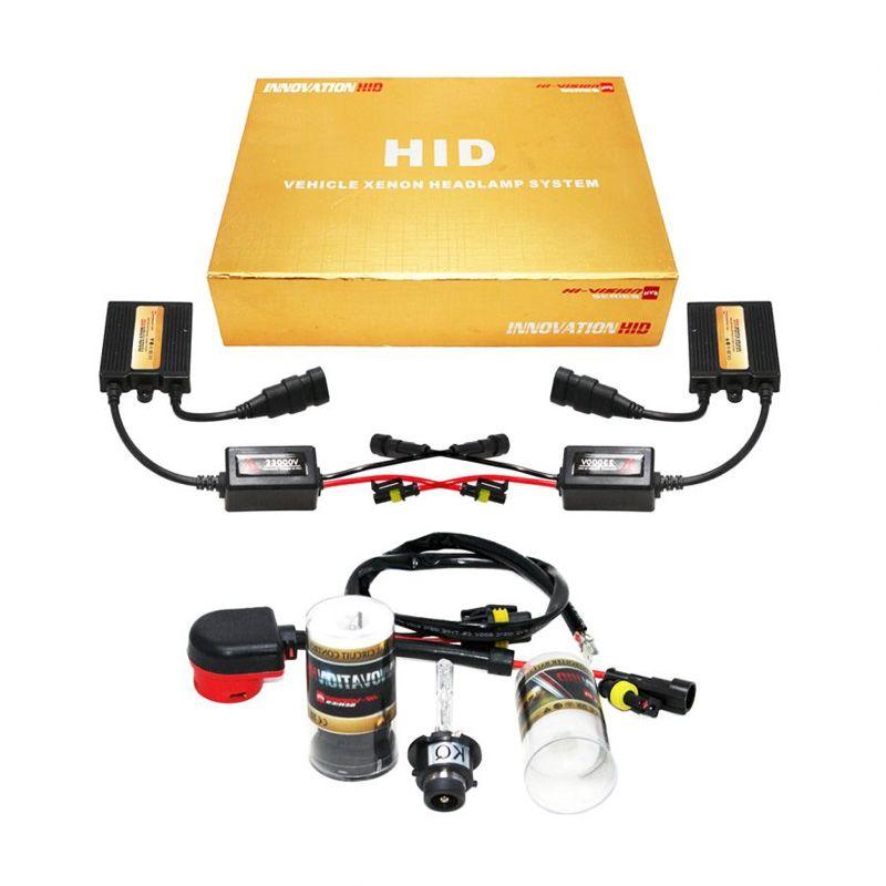 OTOmobil HI-VISION Innovation HID D2S Putih Lampu Mobil Xenon [8000K]