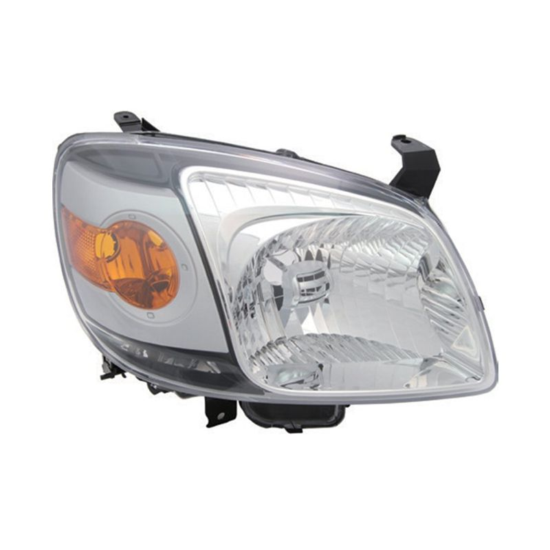 OTOmobil SU-MZ-20-B697-05-2B Silver Head Lamp for Mazda BT-50 2006-2008 [Right Side]