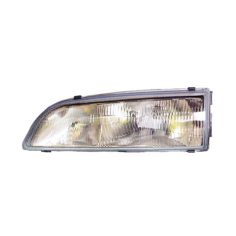 OTOmobil SU-HN-20-3033-01-6B Head Lamp for Hyundai H100 1993-1995 [Left Side]