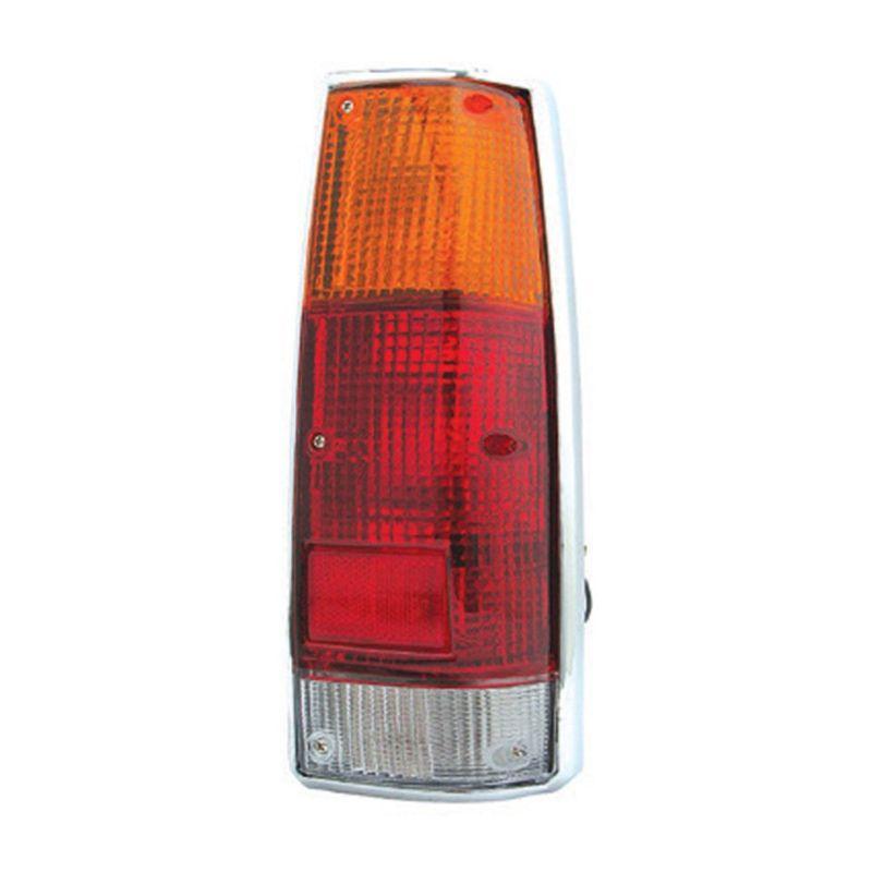 OTOmobil SU-IZ-11-1312-00-6B-Chrome Stop Lamp KBD26 Black for Isuzu 1983-1988 [Kanan]