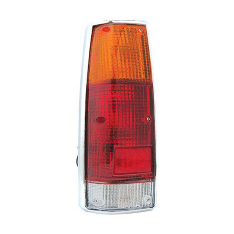 OTOmobil SU-IZ-11-1313-00-6B Chrome Stop Lamp KBD26 Black for Isuzu 1983-1988 [Kiri]