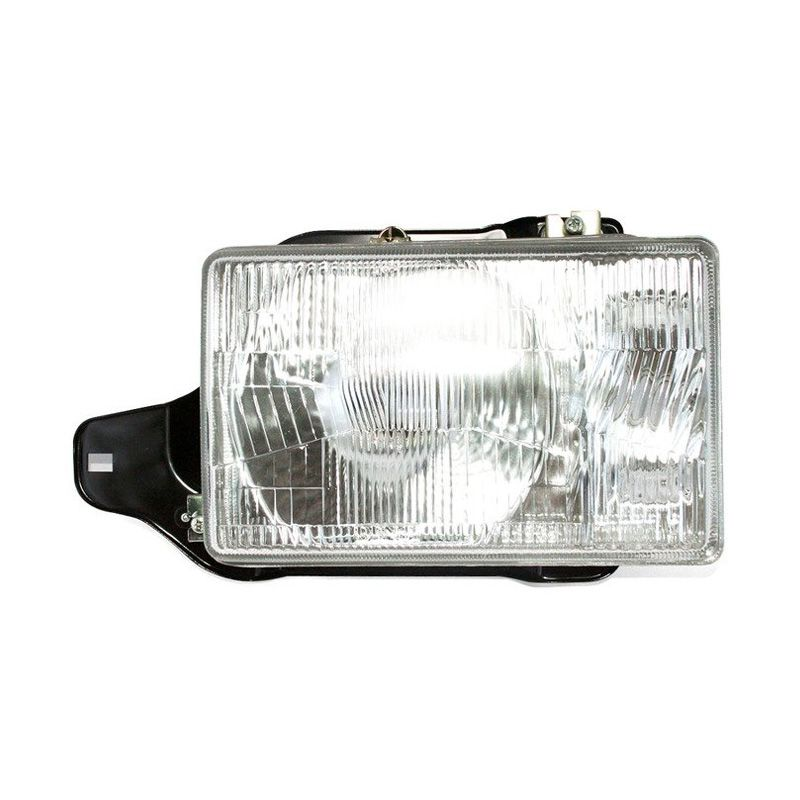 OTOmobil SU-IZ-20-7409-00-15B3 Head Lamp for Isuzu Trooper 1987 [Left Side]
