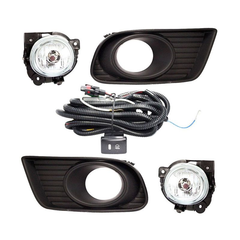 OTOmobil SU-MZ-MZ412 Fog Lamp for Mazda BT-50 2009