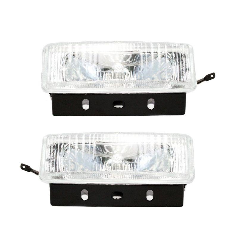 OTOmobil AI-AK-299C Hyper F Series Universal Fog Lamp Set Lampu Mobil [12 V/55 W]