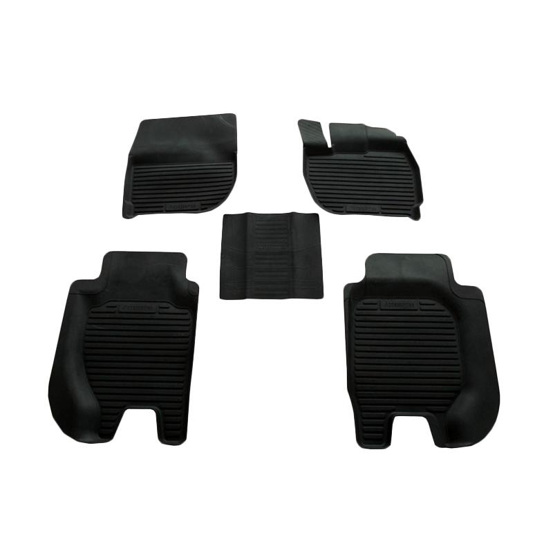 harga Maxmat Karpet Mobil untuk Chevrolet Spin - Hitam Blibli.com