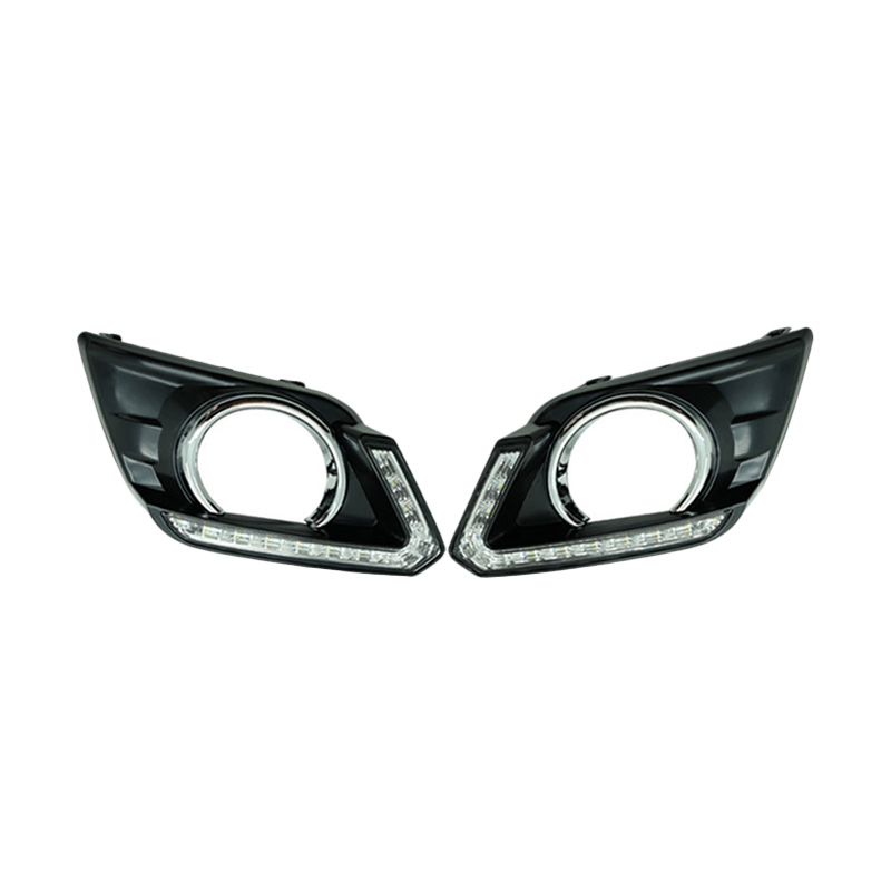 LED DRL NISSAN X-TRAIL 2015 - OTOPROJECT  COVER