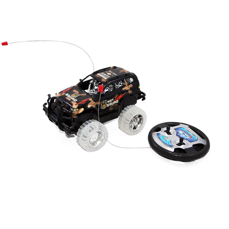 harga Otoys RC Jeep Dengan Baterai Rechargeable EV-8801712 Hitam Mainan Anak Blibli.com