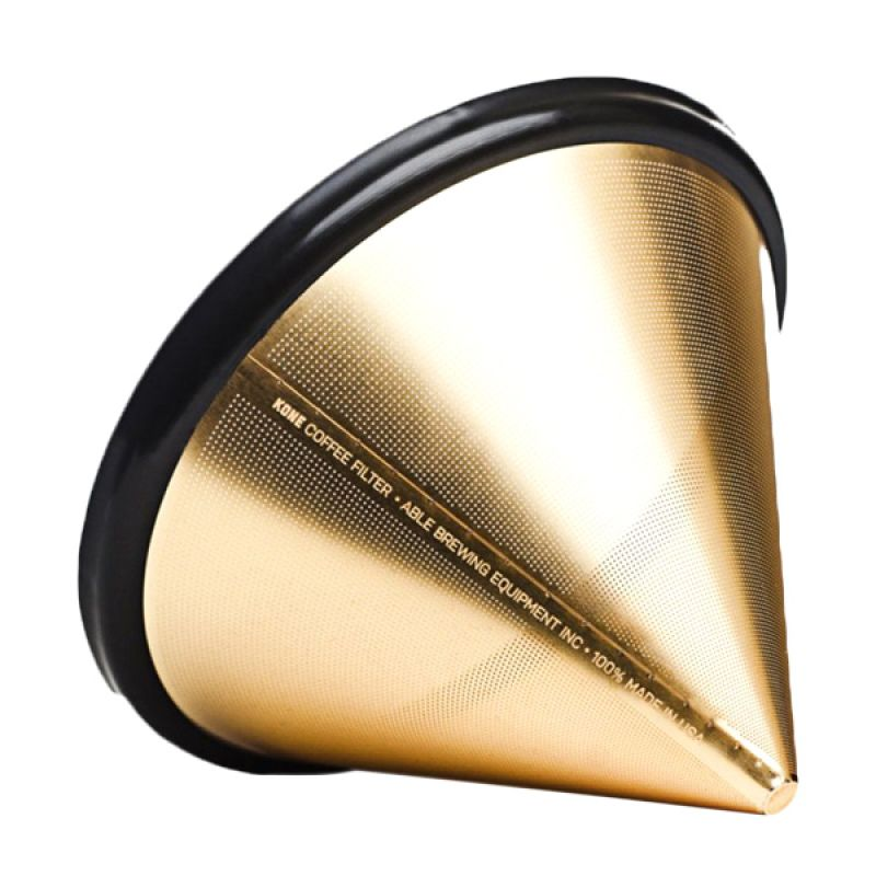 Able Kone Gold Coffee Filter for Chemex
