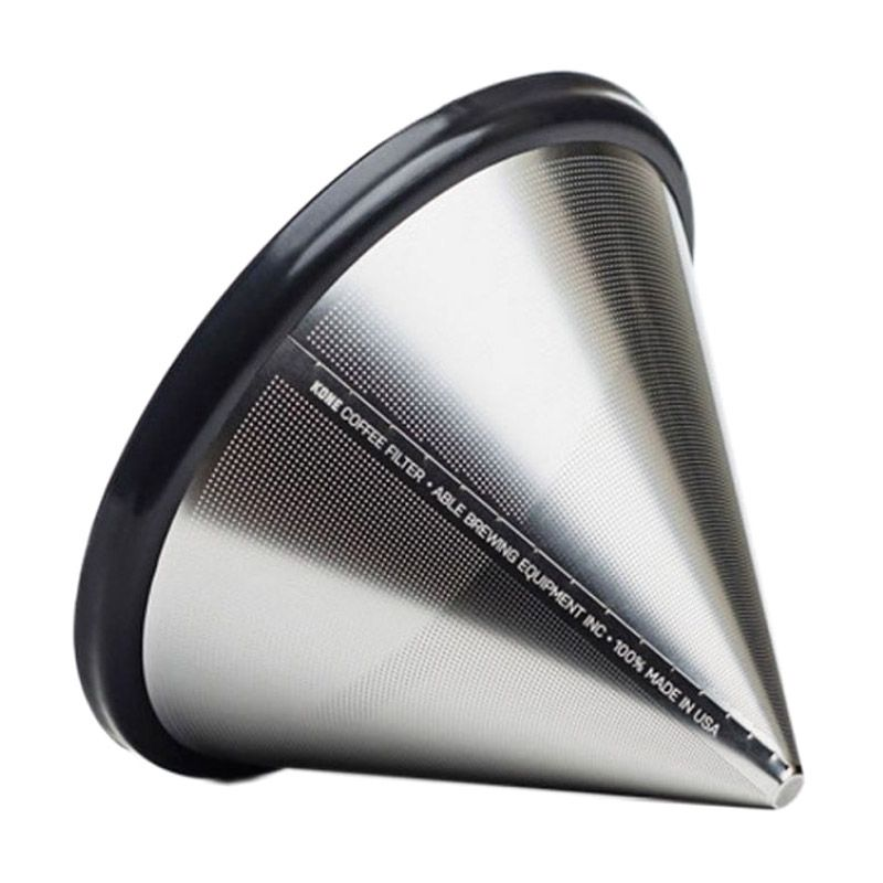 Able Kone Silver Coffee Filter for Chemex