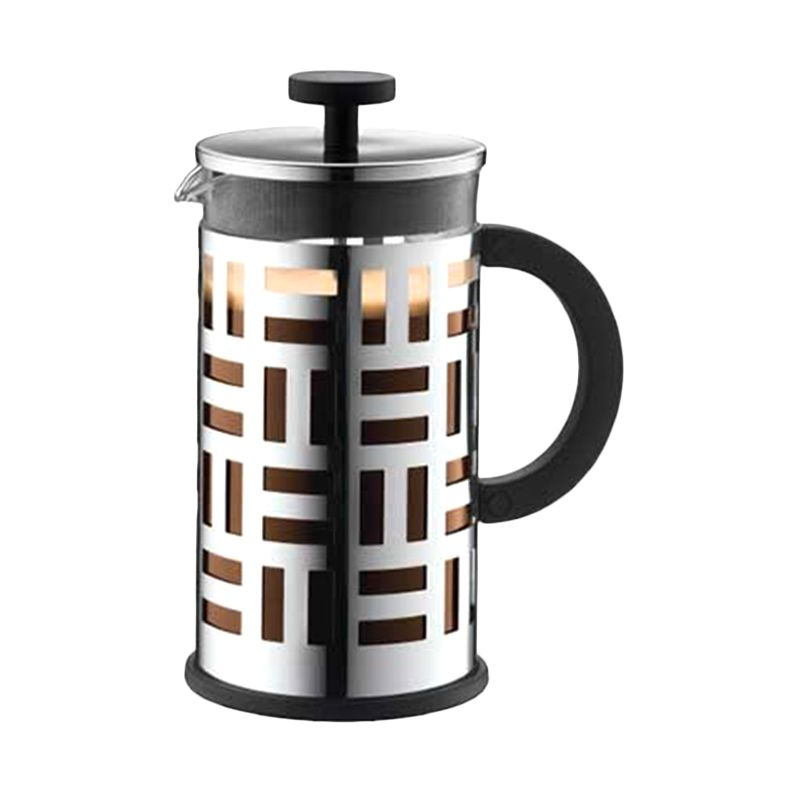 Bodum Eileen 11198-16 Silver Black French Press [350 mL]