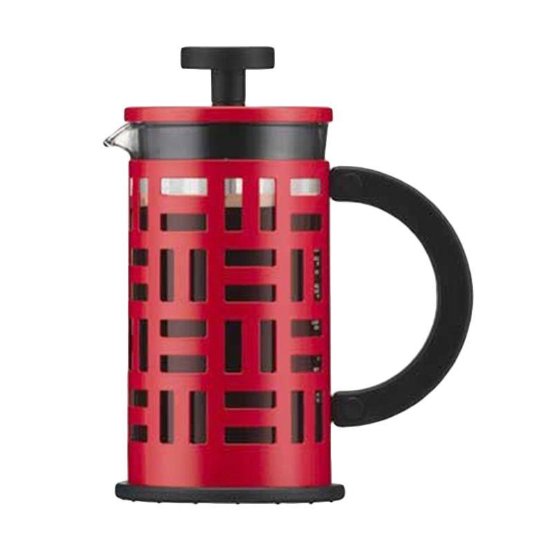 Bodum Eileen French Press 11198-294 Red Coffee Maker [350 mL]