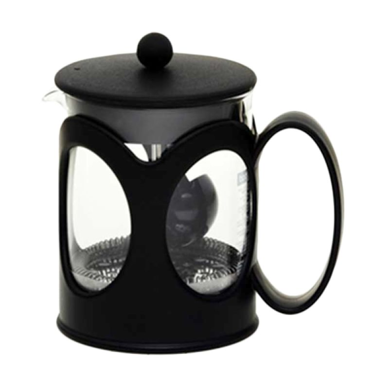 Bodum French Press Kenya 10683-01 Hitam Coffee Maker [500 mL]