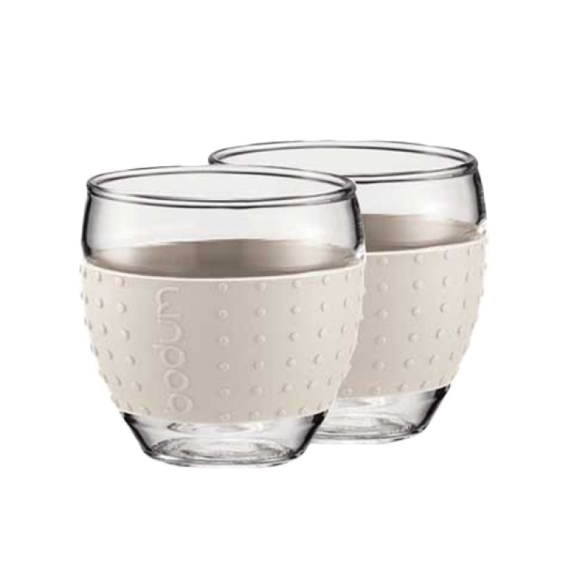 Bodum Pavina 11185-913 White Gelas [2 Pcs/350 mL]