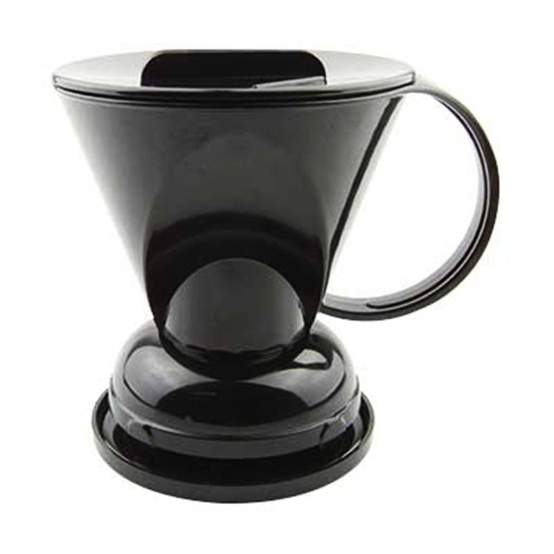 Budget Clever Black Coffee Dripper [18 oz]