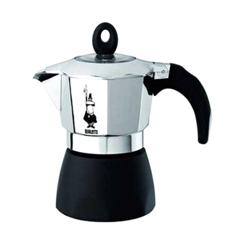 Bialetti Dama Gran Gala Espresso Maker [6 Cups]