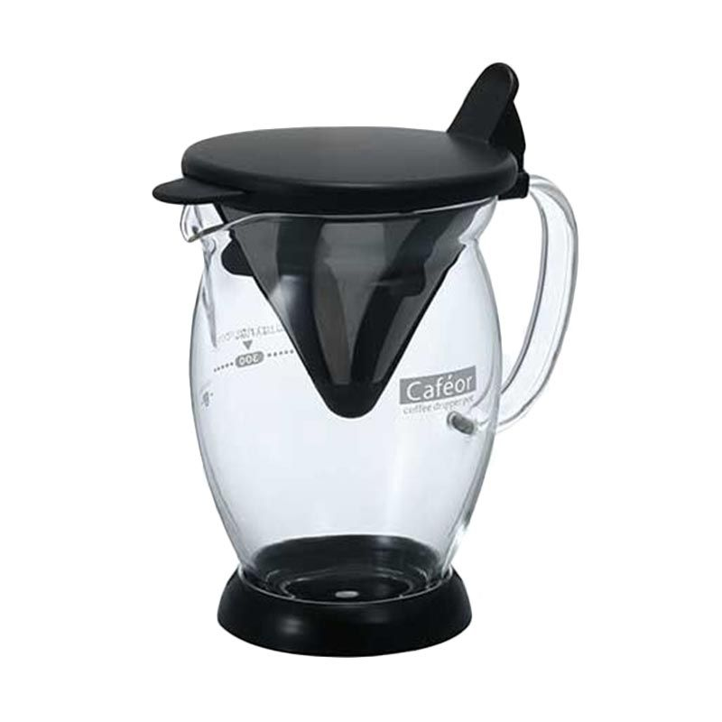 Hario Cafeor CFO 2B Black Coffee Dripper [2 Cup]