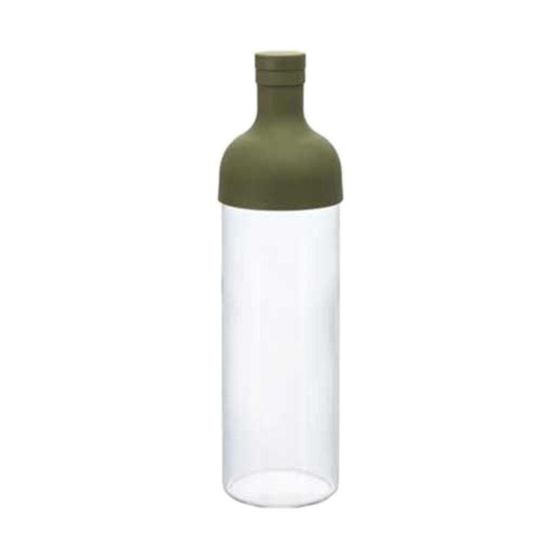 Hario FIB-75-OG Olive Green Botol Penyaring