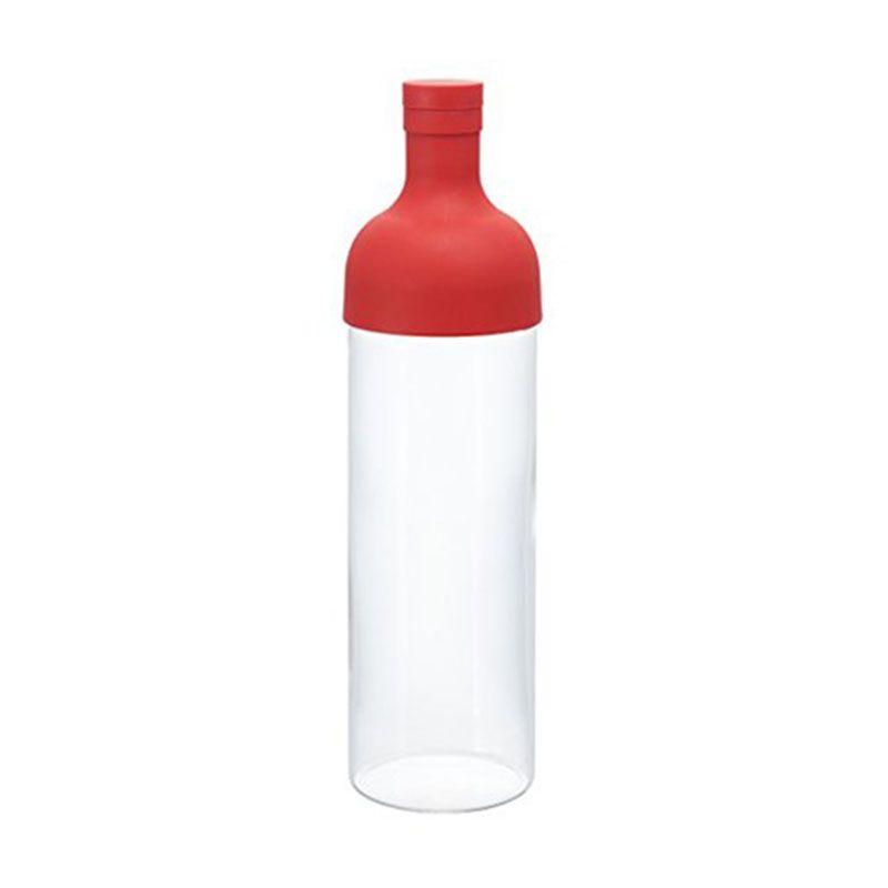 Hario FIB-75-R Red Filter Bottle Perlengkapan Minum Kopi dan Teh
