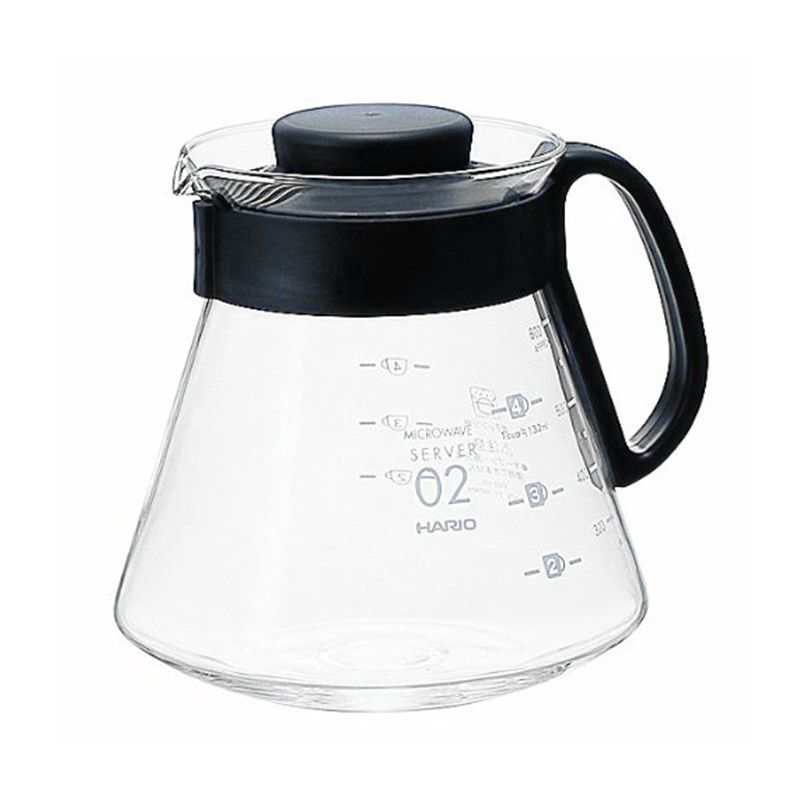 Hario Range XVD-60B Coffee Server [600 mL]
